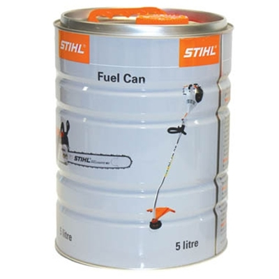 Stihl Metal Fuel Cans