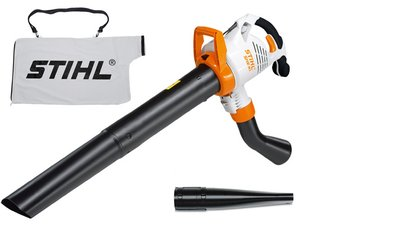Stihl SHE-81 VAC/SHREDDER ( ELECTRIC )