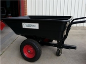 Poly Cart TIP TRAILER