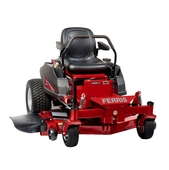 Ferris S65 ZERO TURN MOWER (25hp-52